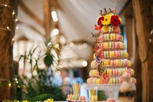 Macarons Tower South Farm