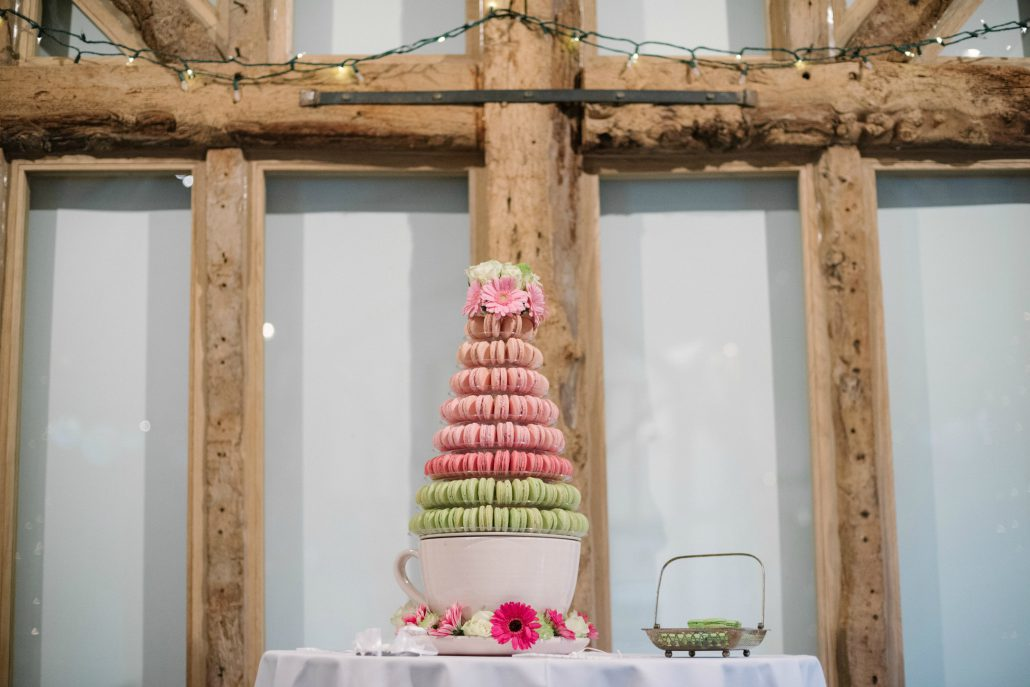 Macarons Tower at South Farm