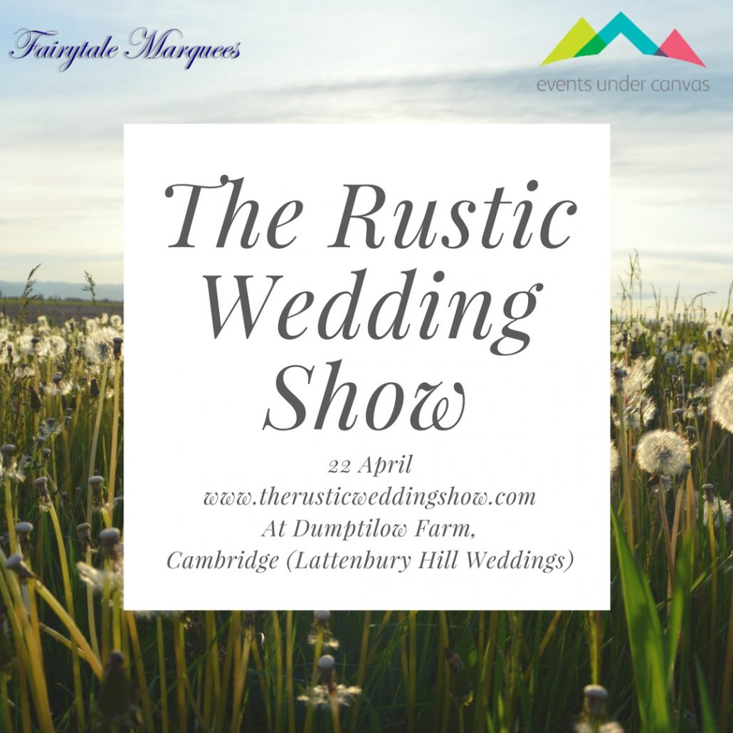 "alt=""the rustic wedding show at Lattenbury Hills"""