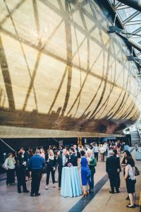 "alt=""Gourmandises at the Cutty Sark with NAWP"""