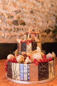 Wedding cake, opera cake, The Granary Estates