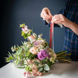 Delicious Blooms - A luxury flowers and High Tea experience