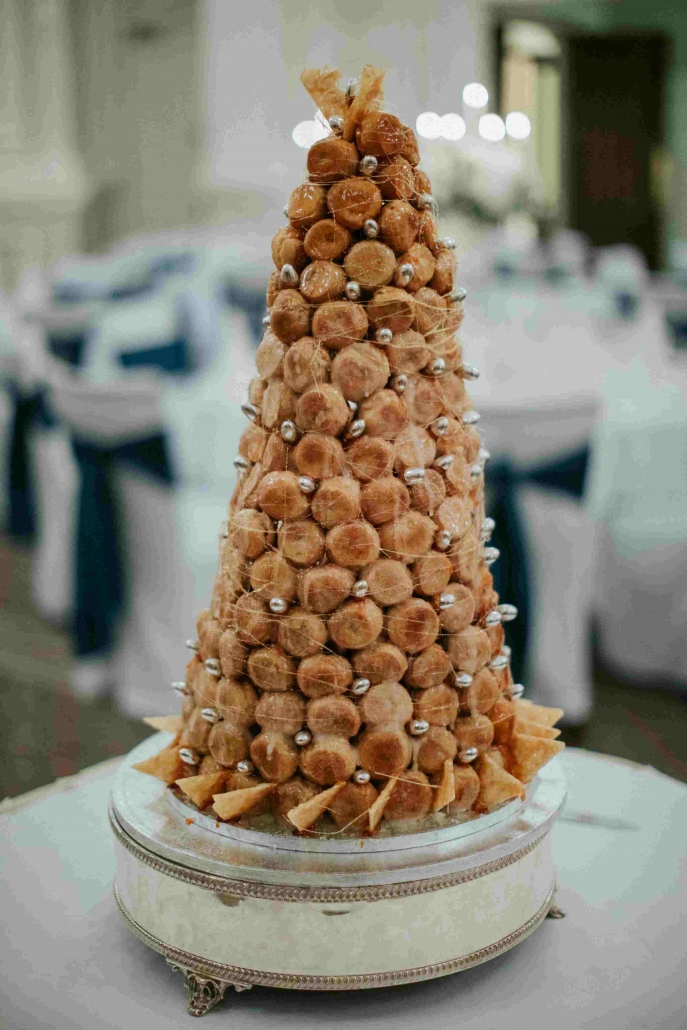 Croquembouche Grand Hotel Eastbourne