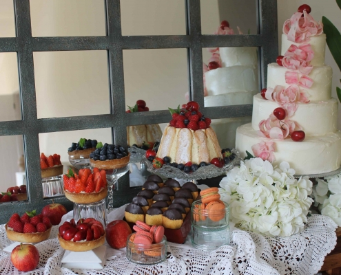 Patisserie privee to celebrate bastille day